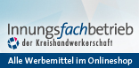 Website Marketing Handwerk - Werbemitttel-Onlineshop